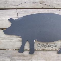 Ardoise Cochon