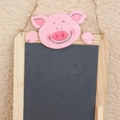Ardoise Cochon rose