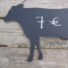 Ardoise Vache