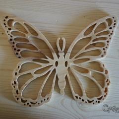 """Dessous de plat """"papillon"""""""