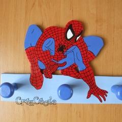Patère Spiderman